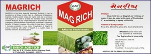 Magrich Micro Nutrients Pesticides