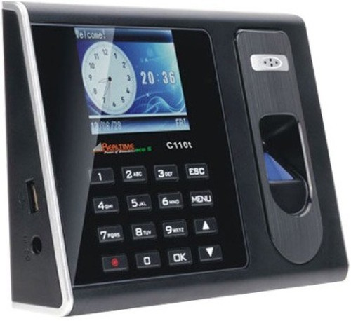 Real Time T5 Fingerprint Time Attendance System