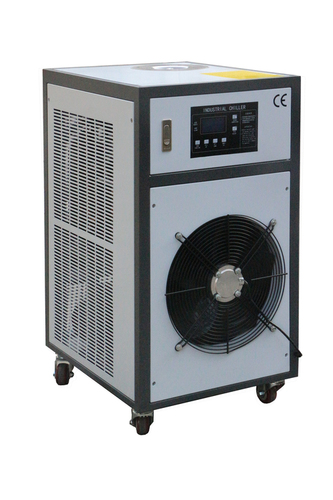 Water Chiller For Led Chip Manufacturing Unit