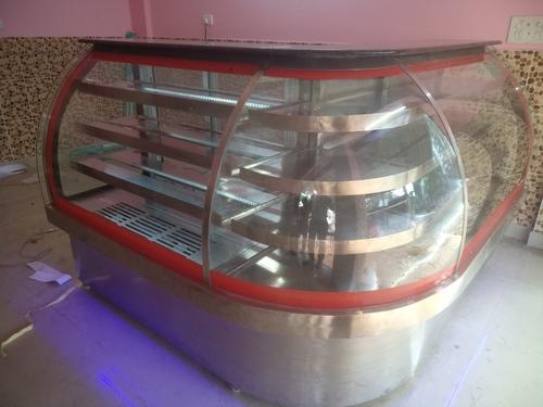 Dome Glass Display Counter