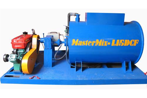 Mastermix Foam Concrete Mixer