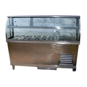 Excellent Quality Golgappa Display Counter