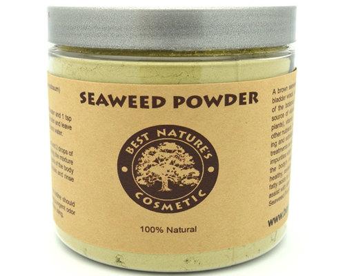 Seaweed Smell Black Powder