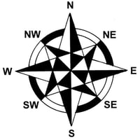 Standard Quality Vector Compass