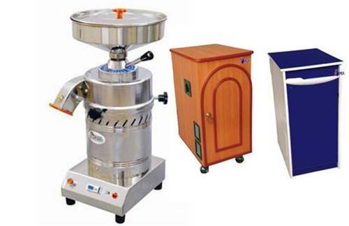 Domestic Electric Flour Mill