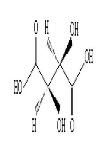D ( - ) Tartaric Acid