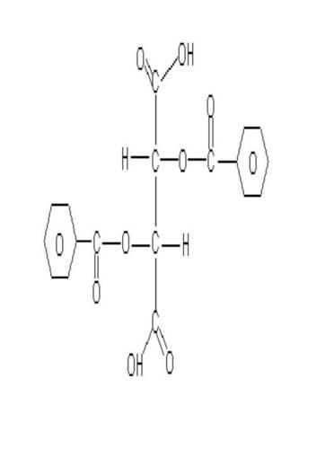 Di Benzoyl L Tartaric Acid, Anhydrous/Monohydrate