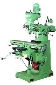 Industrial Vertical Milling Machine