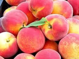 Aaaa Grade Fresh Peaches