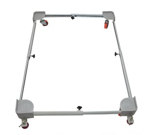 Adjustable Washing Machine and Refrigerator Trolley And Stand