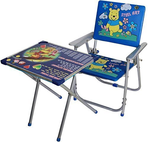 Baby and Kids Study Table Chair Set