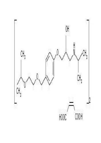Bisoprolol Fumarate (Ip/Ep/Usp)
