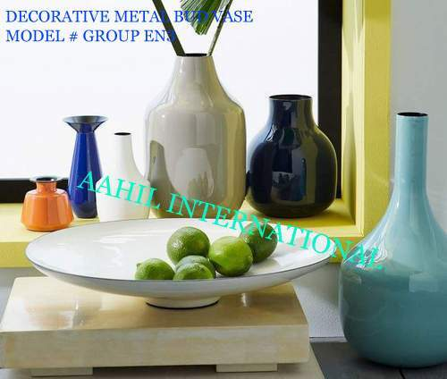 Enamel Color Flower Vases in  Jayantipur