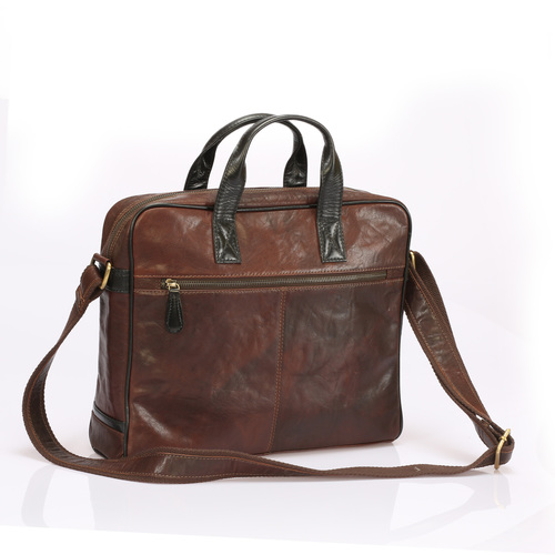 Finish Leather Designer Bag