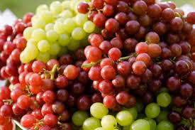Fresh And Hygienic Grapes