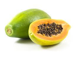 Fresh And Sweet Papaya