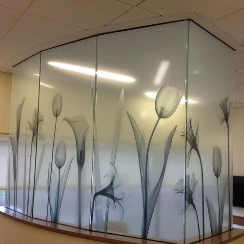 Glass Film Printing Service