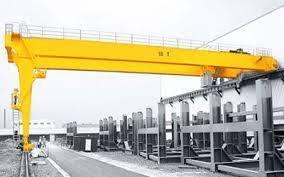 Heavy Duty Semi Gantry Crane in   Dist. Bharuch