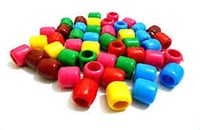 Industrial Colorfull Plastic Beads