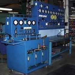 Pneumatic and Hydraulic Machine Control Panels