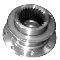 Coupling Flange with Dust Cover