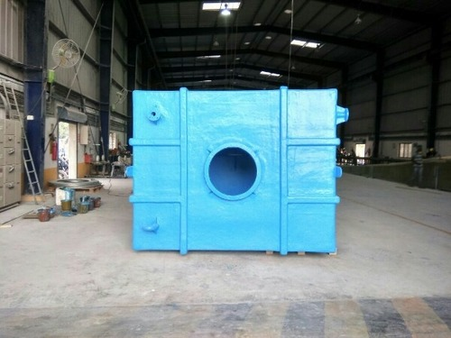High Capacity Storage Tank