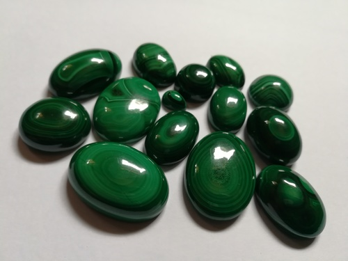 High Grade Green Malachite