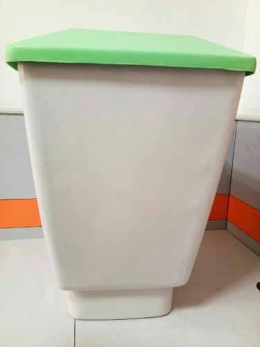 High Quality Dustbin With Lid
