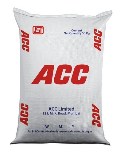 ISI Certified Branded Cement