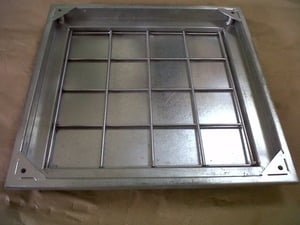 Robust Manhole Recess Covers