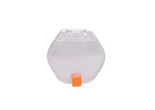 Saffron Packaging Box - 1gm