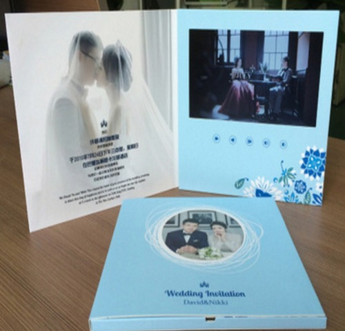 Video wedding invitation card in yiwu zhejiang yiwu bituo trade video wedding invitation card in jiangdong street stopboris Image collections