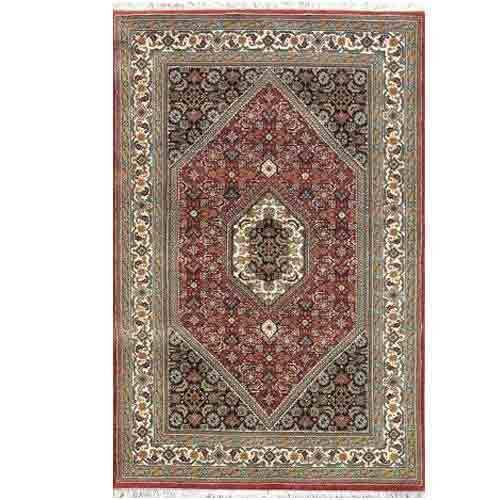 Beautiful Designer Knotted Carpet