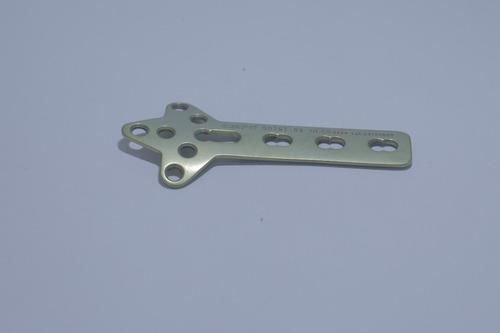 Cloverleaf Plate With Locking System