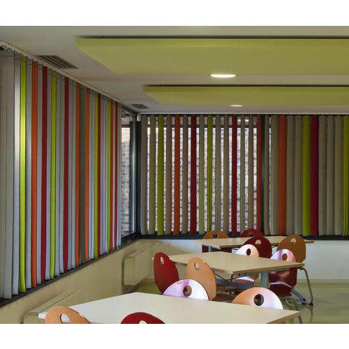 Fancy Coloured Window Blinds