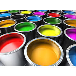 Many Color Industrial Paints