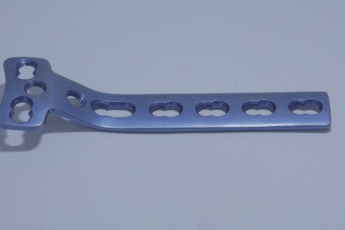 T-Buttress Plate With Locking System