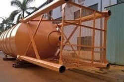 Cylindrical Type Cement Silo