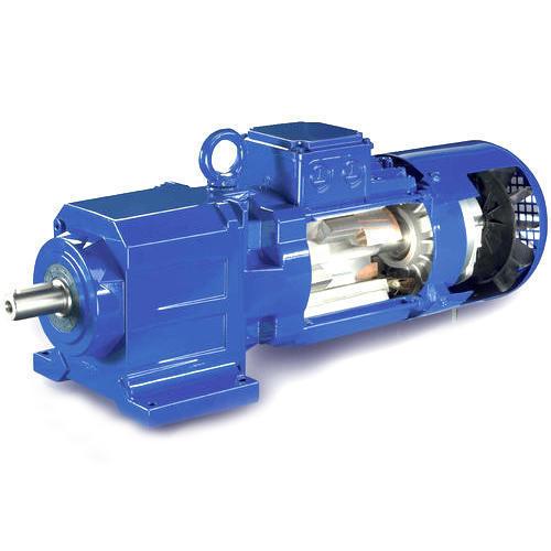 Industrial Helical Geared Motor