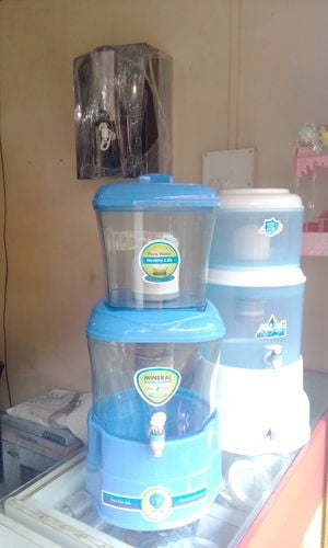 Non Electrical Mineral Water Purifier