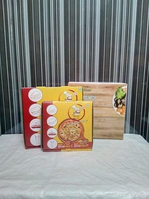 Pizza and Food Packaging Boxes