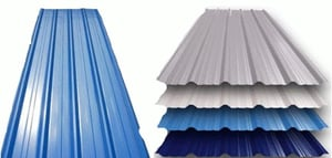 Colored Precoated Roofing Sheet