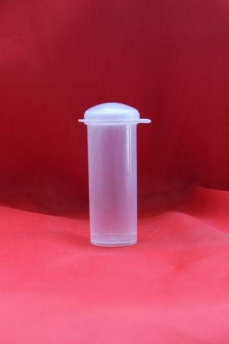Transparent Homeopathic Plastic Bottle