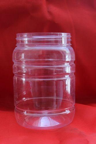 Wide Mouth Plastic Bottle