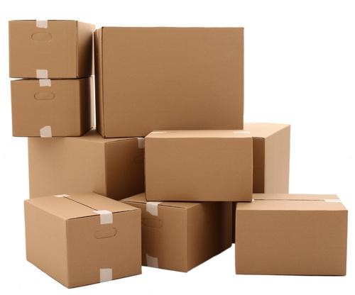 Brown Color Carton Boxes