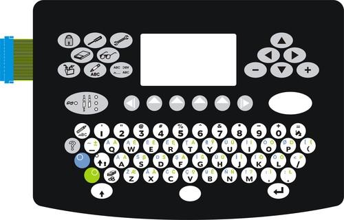 Customized Membrane Keyboards
