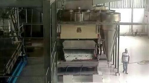 Heavy Duty Vibro Dryer