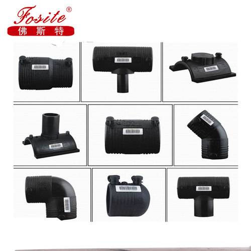 HDPE Pipe Fittings For Drainage at Price Range - 100 00 USD