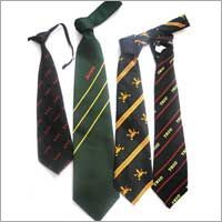 Custom Design School Ties