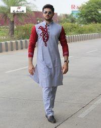 Designer Traditional Kurta Pajama